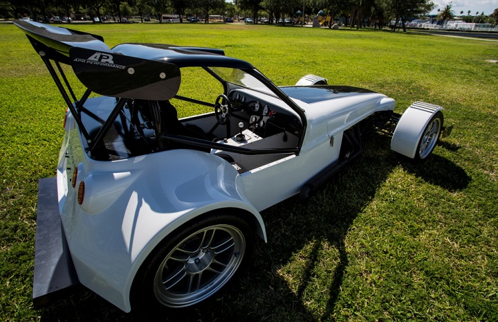 Build Stalker V8 Kit Car