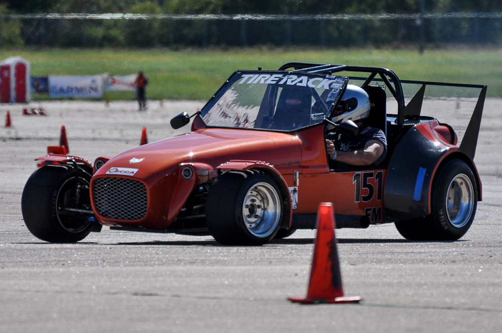 Stalker AXR Takes 2nd Place In E Mod At The SCCA Solo Nationals